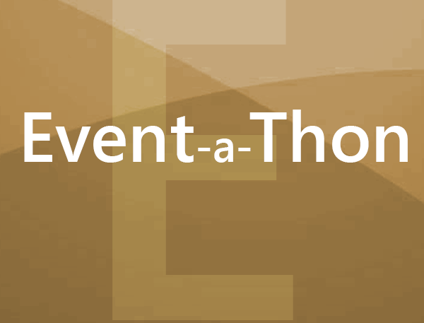 Event-a-Thon Icon, secure online donation platform, custom event-a-thon pages, custom team pages